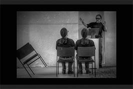 Link zum Videoclip »Das Künstlergespräch«